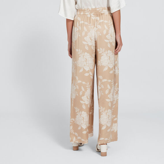 Relaxed Floral Pant  FLORAL  hi-res