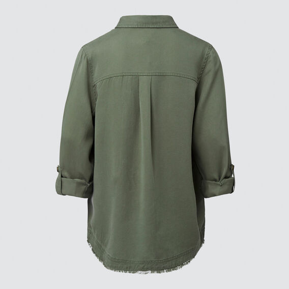 Utility Shirt  KHAKI  hi-res