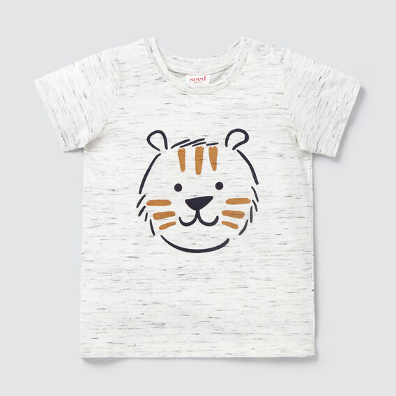 Big Tiger Tee  VINTAGE SPACE DYE  hi-res