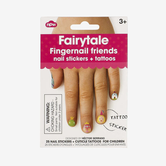 Fairytale Fingernail Friends  MULTI  hi-res