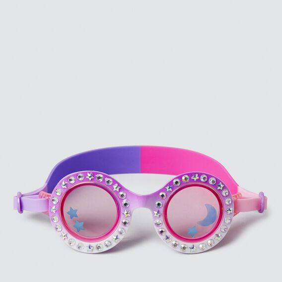 Round Lilac Jewel Goggles  MULTI  hi-res