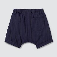 Dobby Stripe Short  MIDNIGHT BLUE  hi-res