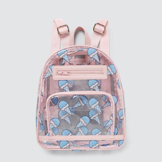 Ice Cream Backpack  MULTI  hi-res