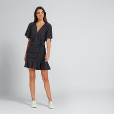 Spotty Wrap Dress  SPOT  hi-res