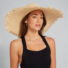 Rosie Sunhat  NATURAL  hi-res