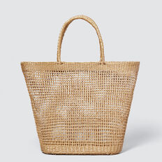 Ciara Basket Tote  NATURAL  hi-res