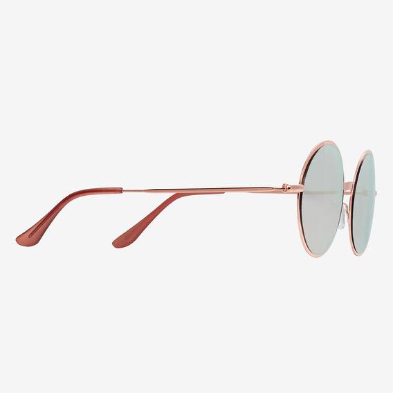 Tahlia Round Sunglasses  ROSE GOLD  hi-res