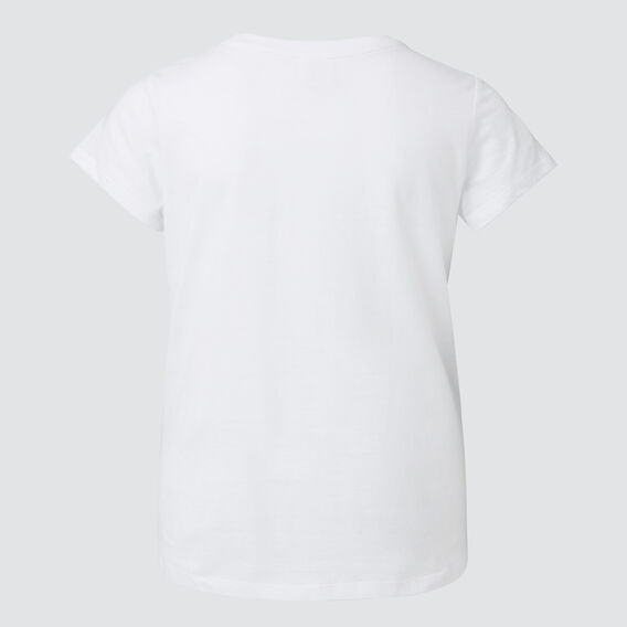 Barbados Tee  WHITE  hi-res