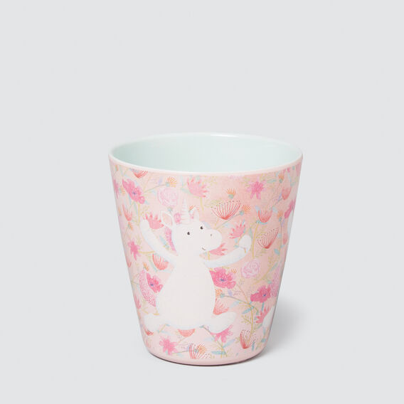 Unicorn Dreams Melamine Cup  MULTI  hi-res