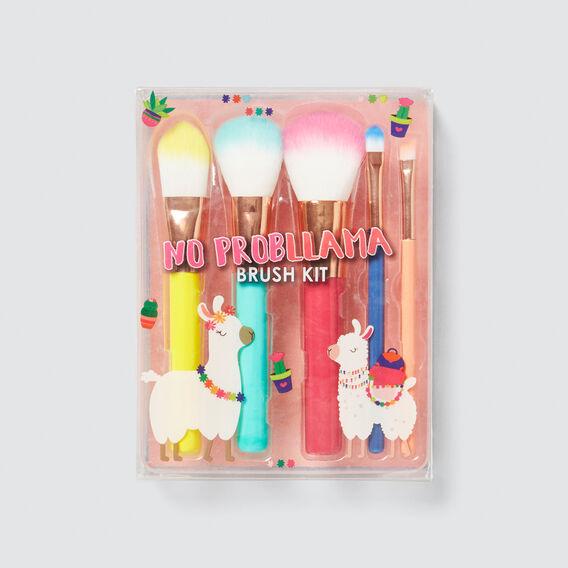 Llama Brush Kit 5 Pack  MULTI  hi-res