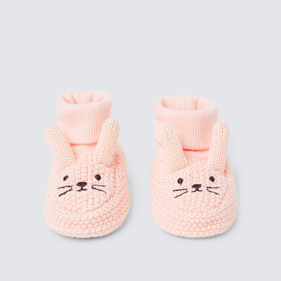 Apricot Bunny Booties  APRICOT  hi-res