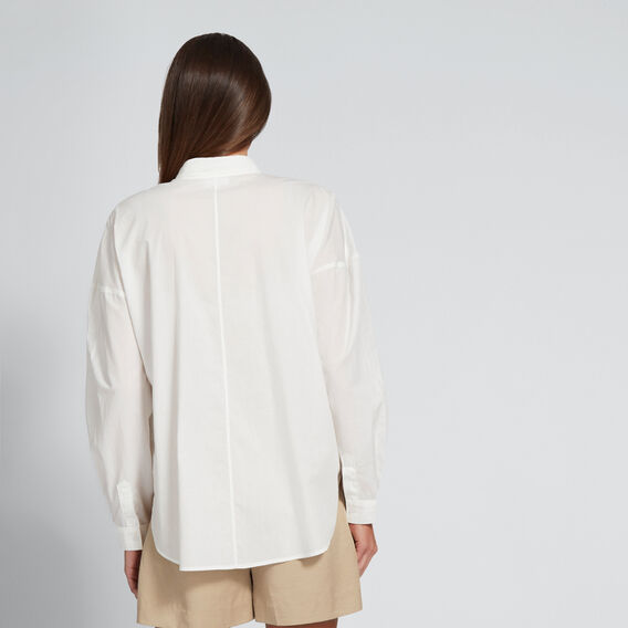 Classic Shirt  WHISPER WHITE  hi-res