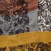 Patchwork Floral Scarf  CLOUD CREAM MULTI  hi-res