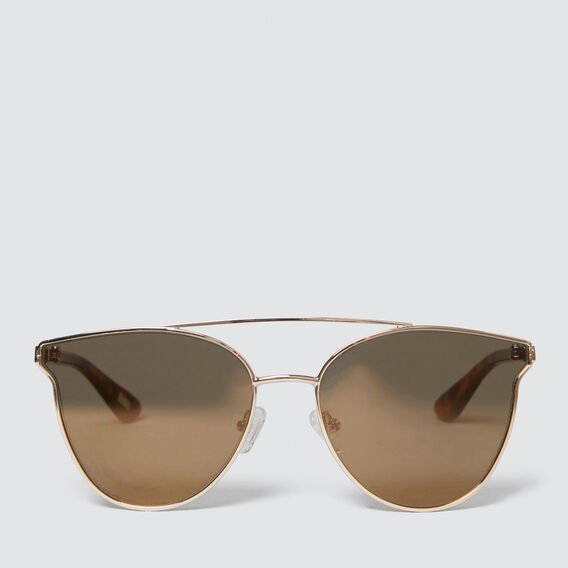 Camilla Sunglasses  GOLD/TORT  hi-res