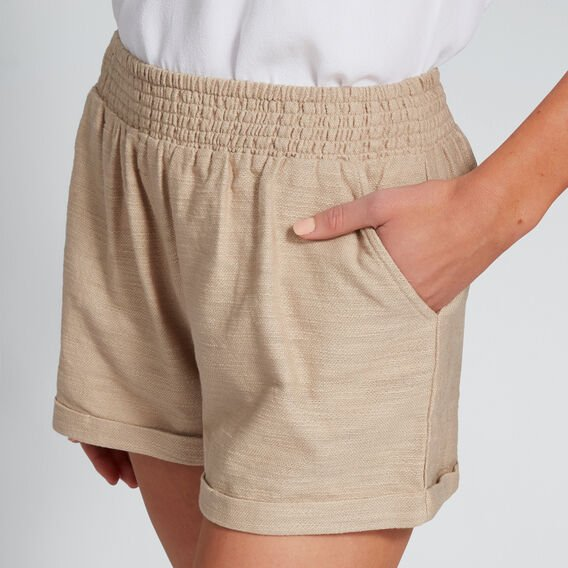 Rolled Cuff Short  COOL SAND  hi-res