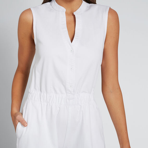 Fashion Jumpsuit  WHISPER WHITE  hi-res