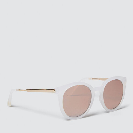 Katie Sunglasses  CRYSTAL WHITE  hi-res