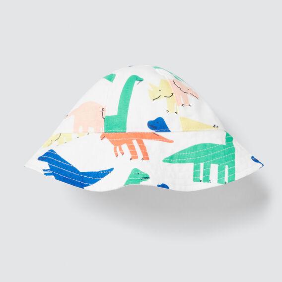 Dinosaur Sun Hat  MULTI  hi-res