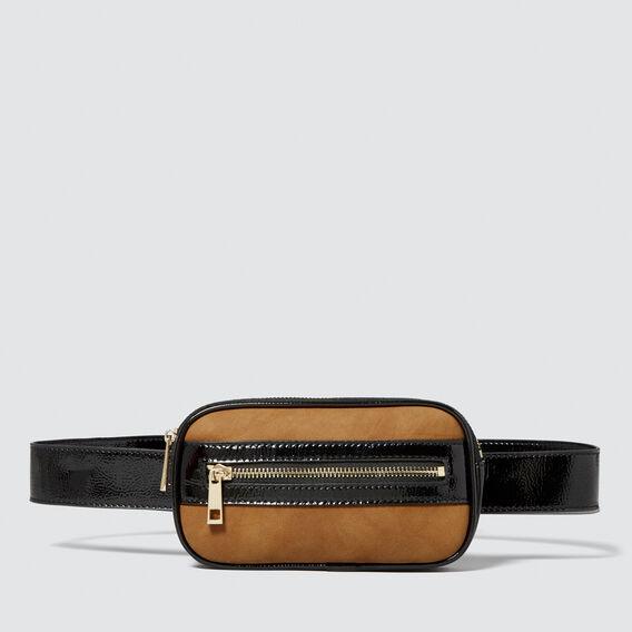 Lara Belt Bag  TAN  hi-res