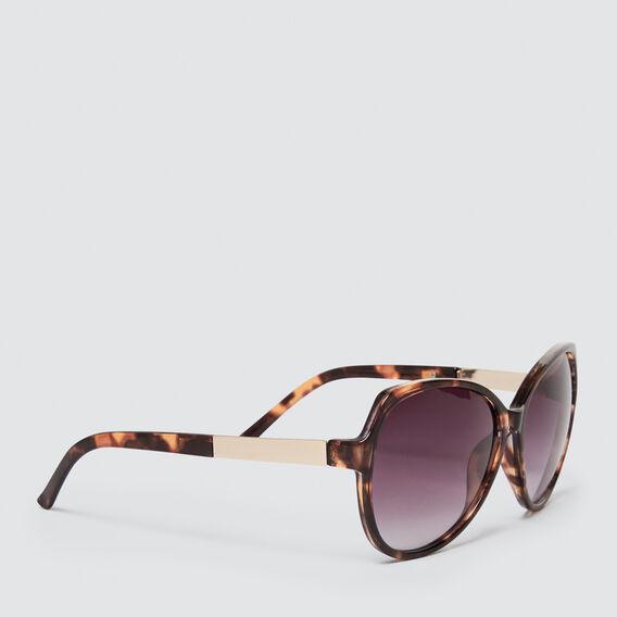 Paige Oval Sunglasses  TORT  hi-res