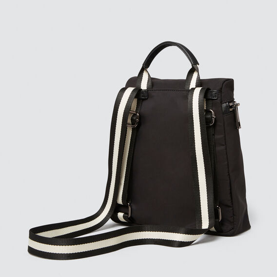 Convertible Backpack  BLACK  hi-res