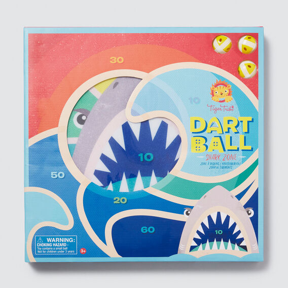 Shark Zone Dart Ball  MULTI  hi-res