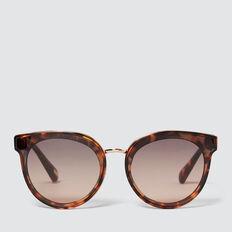 Lauren Round Sunglasses  TORT  hi-res