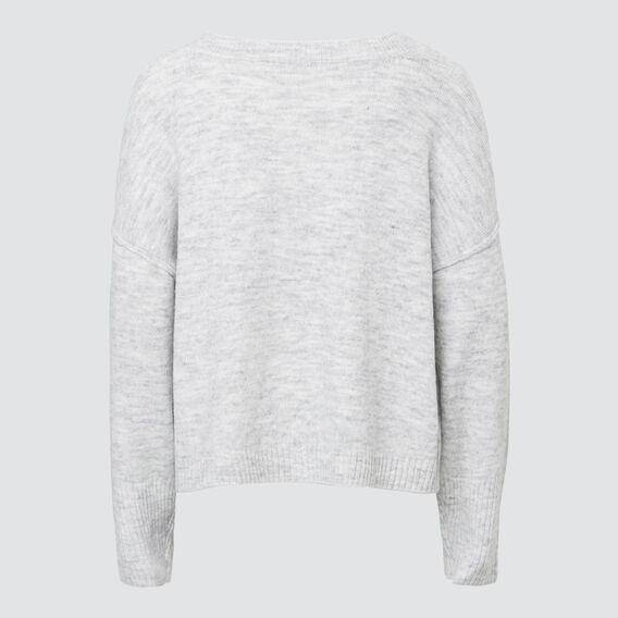 Crop Sweater  CLOUD  hi-res