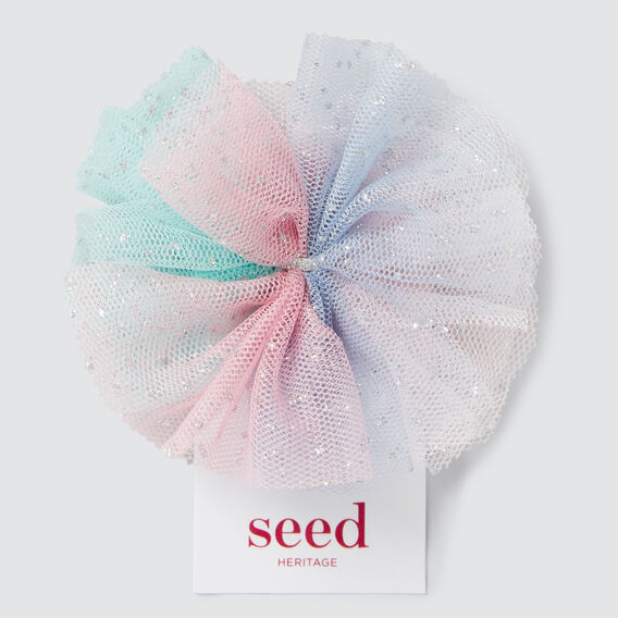 Party Tulle Flower  MULTI  hi-res