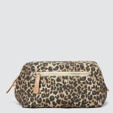 Ocelot Cosmetic Bag  OCELOT  hi-res