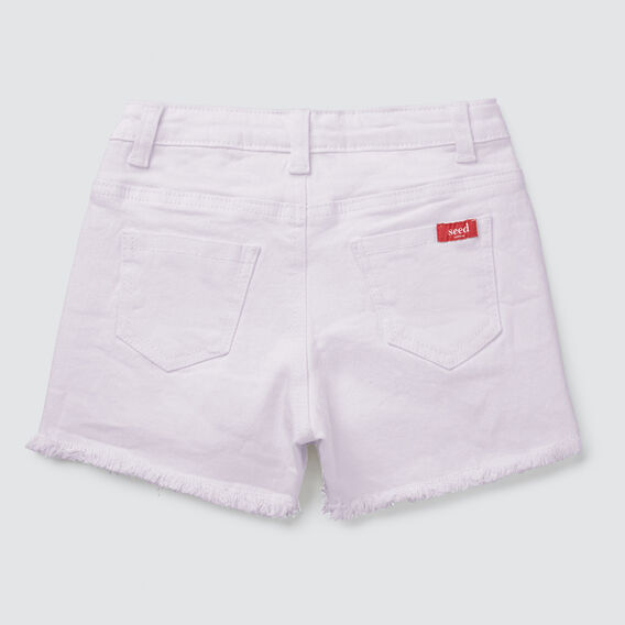 Denim Shorts  LILAC  hi-res