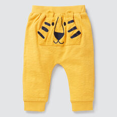 Tiger Pocket Track Pant  LION YELLOW  hi-res