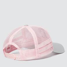 Girls' Initial Mesh Cap  H  hi-res