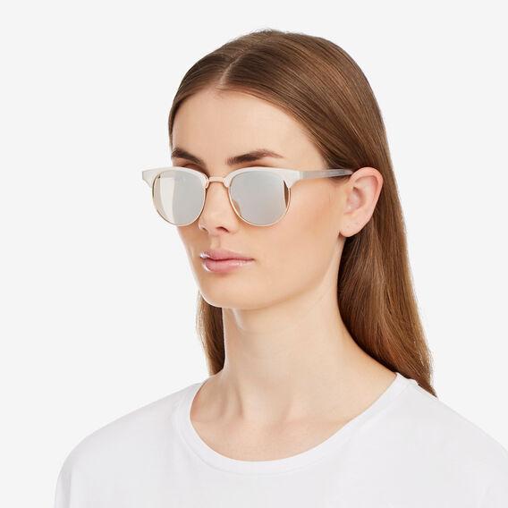 Chloe Top Brow Sunglasses  PEARL  hi-res