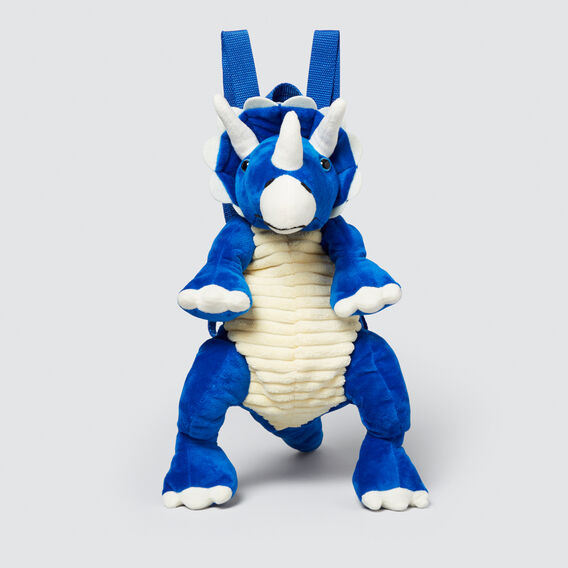 Triceratops Backpack  COBALT  hi-res