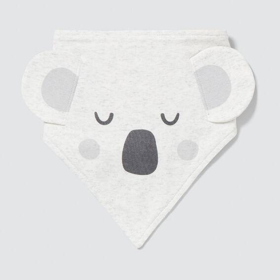 Koala Bandana Bib  ICY MARLE  hi-res