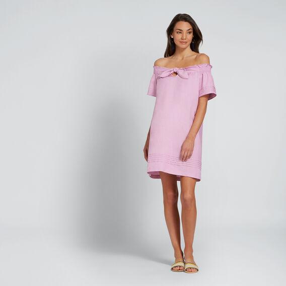 Off-Shoulder Mini Dress  JASMINE  hi-res