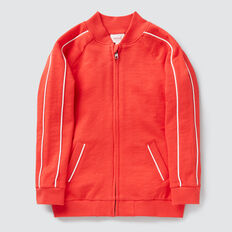Retro Sweater  FIRE ENGINE RED  hi-res