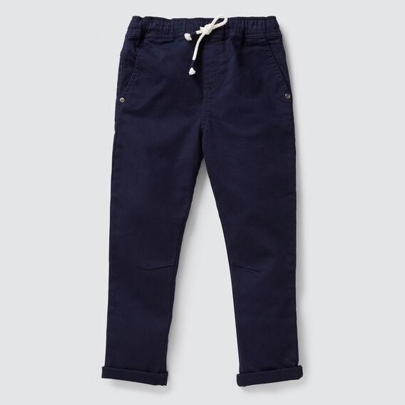 Knit Denim Chino  MIDNIGHT BLUE  hi-res