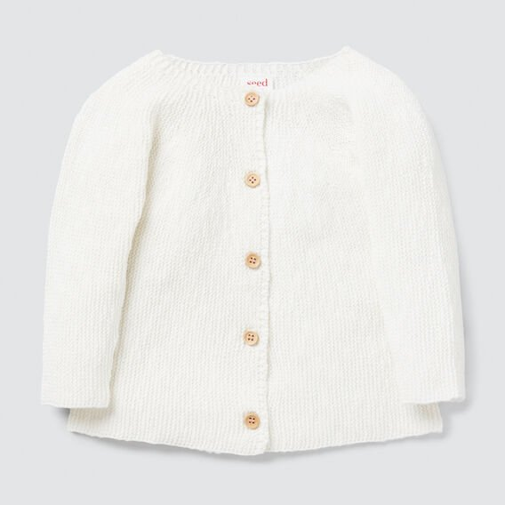 Yoke Cardigan  NB CANVAS  hi-res