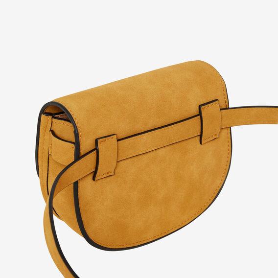 Ring Detail Belt Bag  HONEY YELLOW  hi-res
