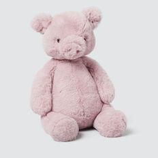 Jellycat Puffles Piglet  PINK  hi-res