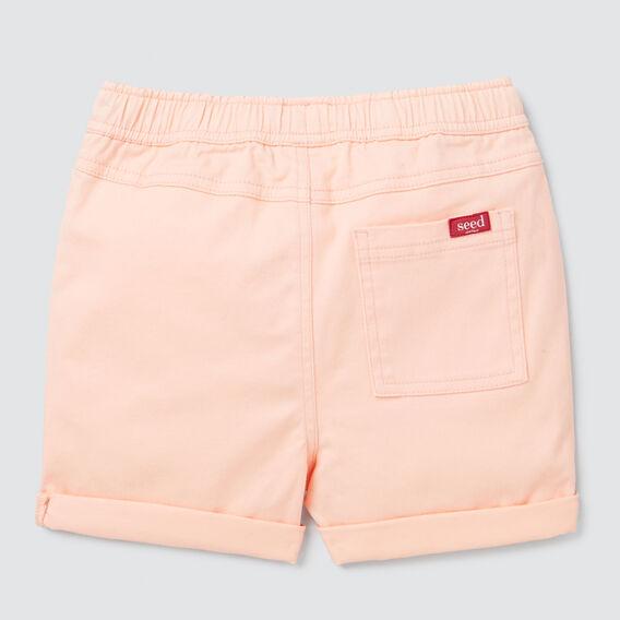 Classic Short  PEACH  hi-res