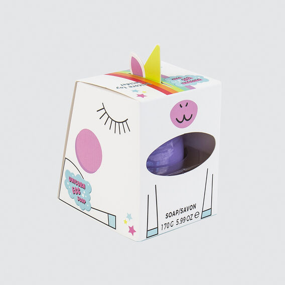 Unicorn Egg Soap  MULTI  hi-res