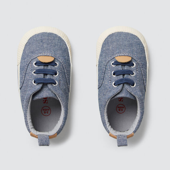 Chambray Runner  CHAMBRAY  hi-res