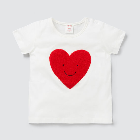 Heart Tee  CANVAS  hi-res