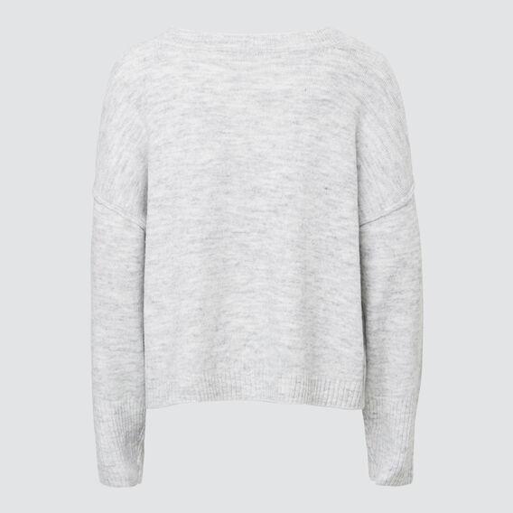 Crop Sweater  CLOUD  hi-res