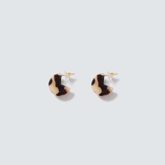 Tiny Tort Hoop  MILKY TORT  hi-res