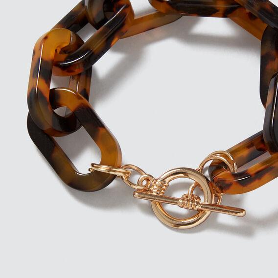 Tort Link Bracelet  TORT  hi-res