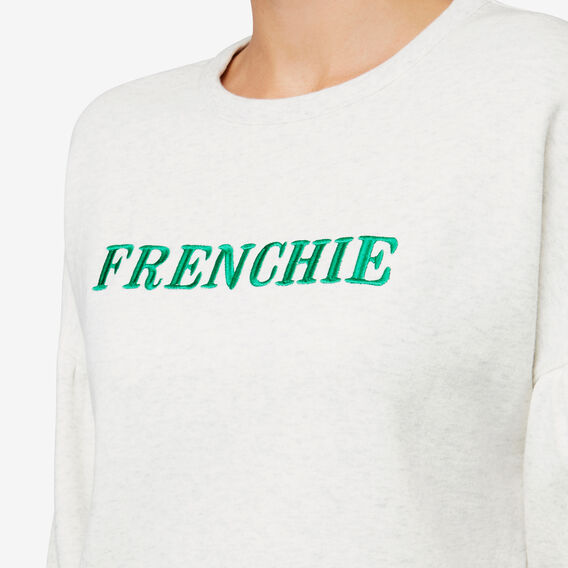 Frenchie Sweater  SNOW MARLE  hi-res